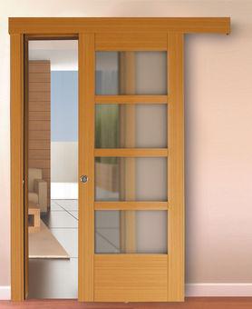 Durys 13 dekorama - Puertas correderas externas ...