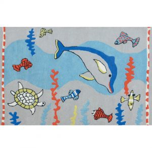 Designers Guild, Whale Of A Time Cobalt
