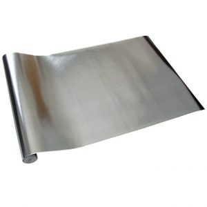 TAPETAI MICROSTRIPE Charcoal_Silver