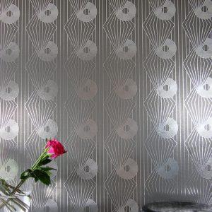 TAPETAI MINISPIRAL Grey_Silver