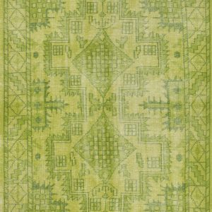 Kilimai Dekorama Linie design Sentimental lime