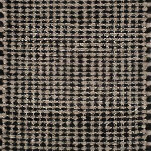 Kilimai Dekorama Linie design Trento dark grey