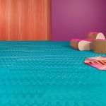 Viniline grindu danga Dekorama  Missoni Turquoise 1