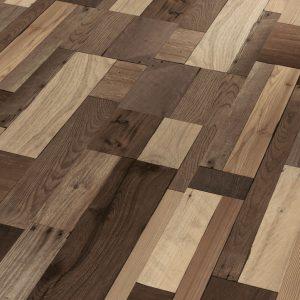 Laminatas Dekorama Parador Wooden Patchwork