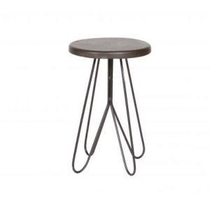 Baldai kede dekorama Vlinder metal stool