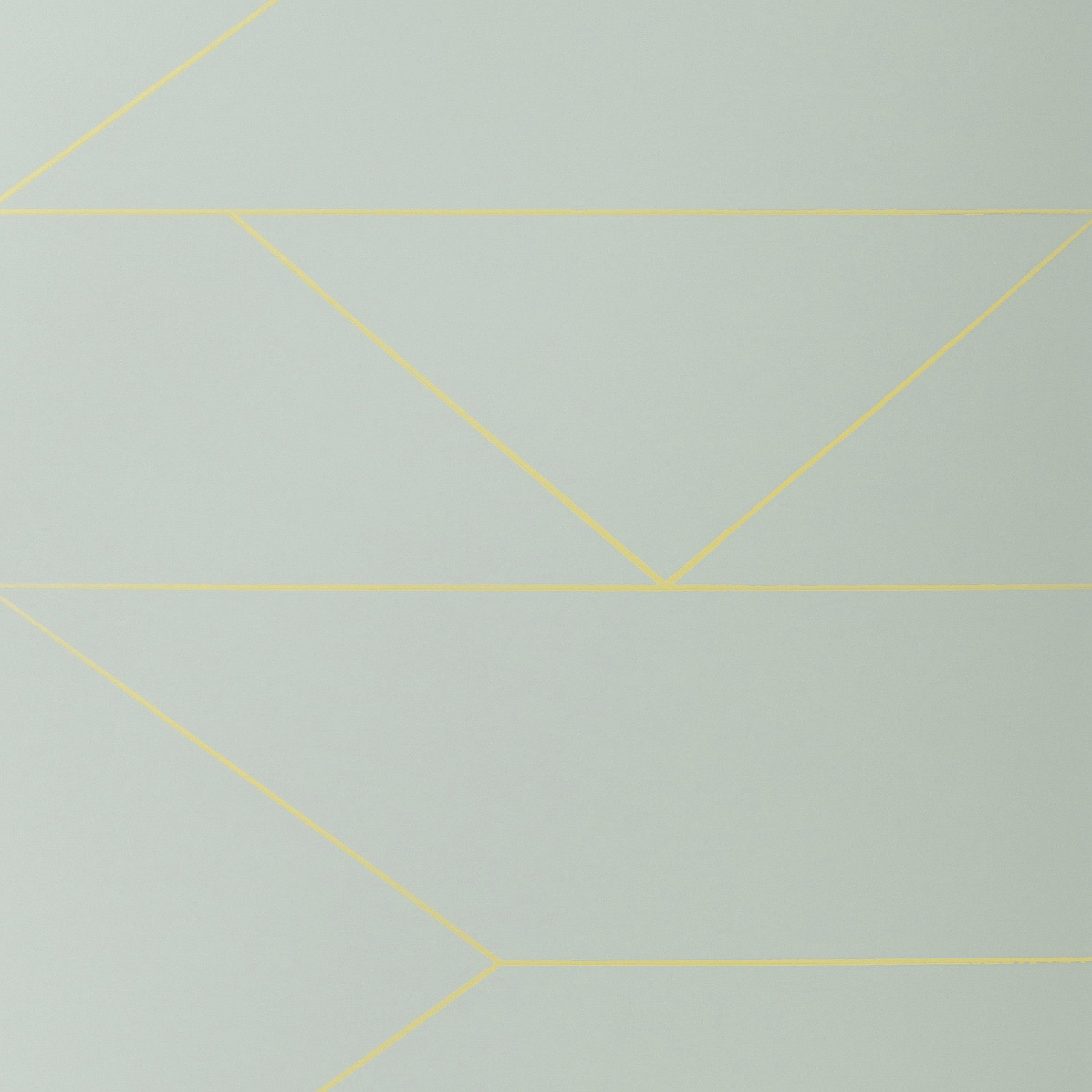 TAPETAI LINES WALLPAPER- MINT, FERMLIVING
