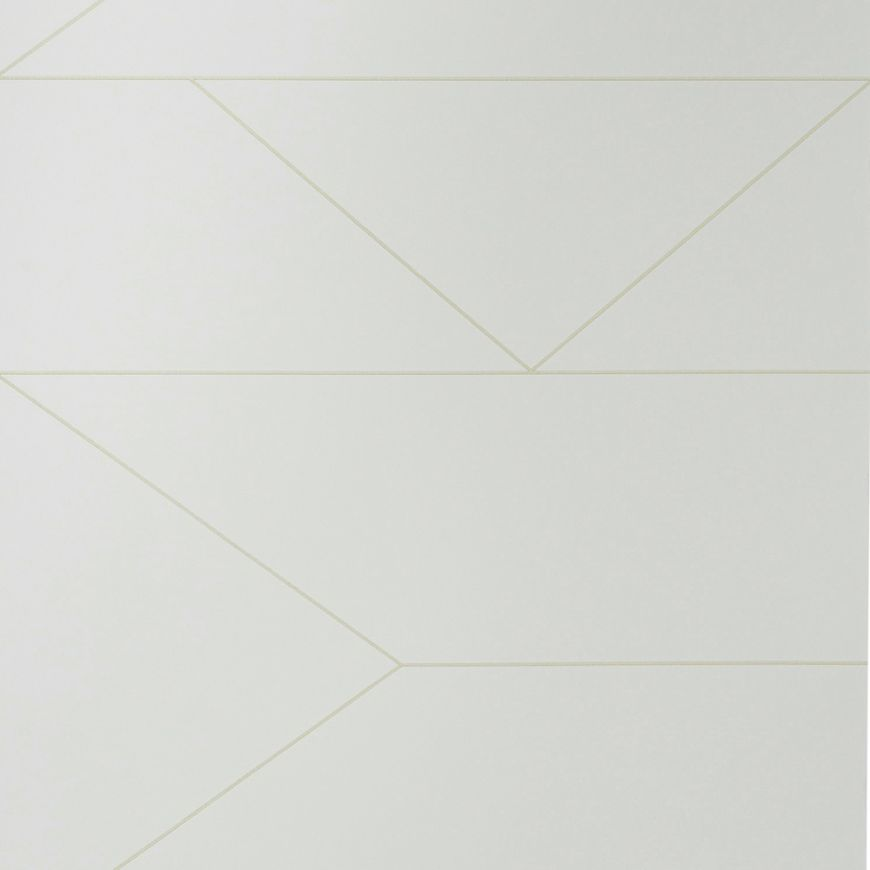TAPETAI LINES WALLPAPER-OF WHITE, FERMLIVING