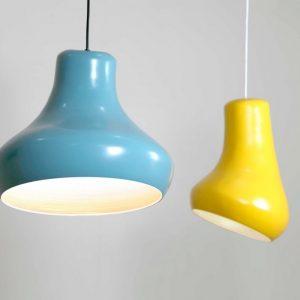 šviestuvas samba turkio ir geltonas