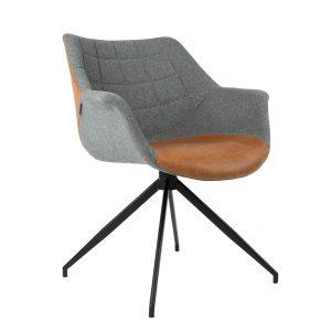 Kėdė Doulton-vintage-brown