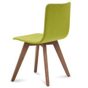 kėdė flexa-lx-chair žalia