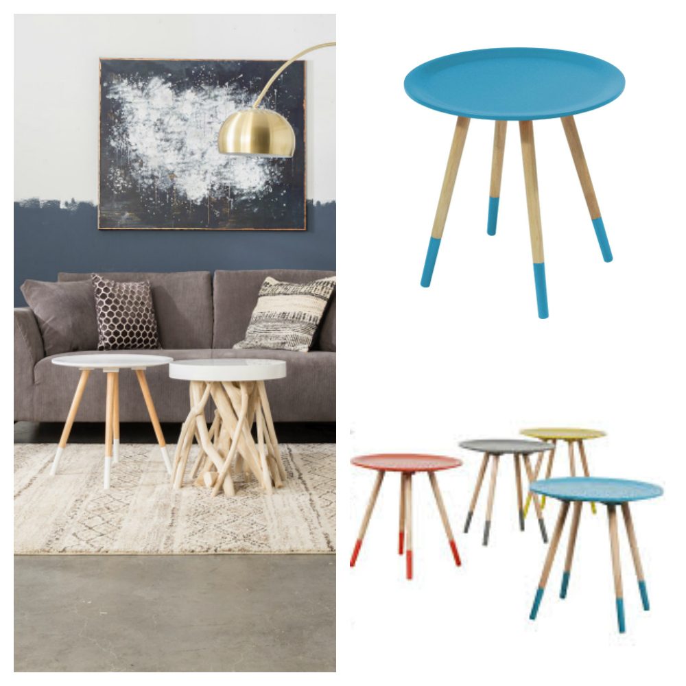 staliukas Two Tone side table