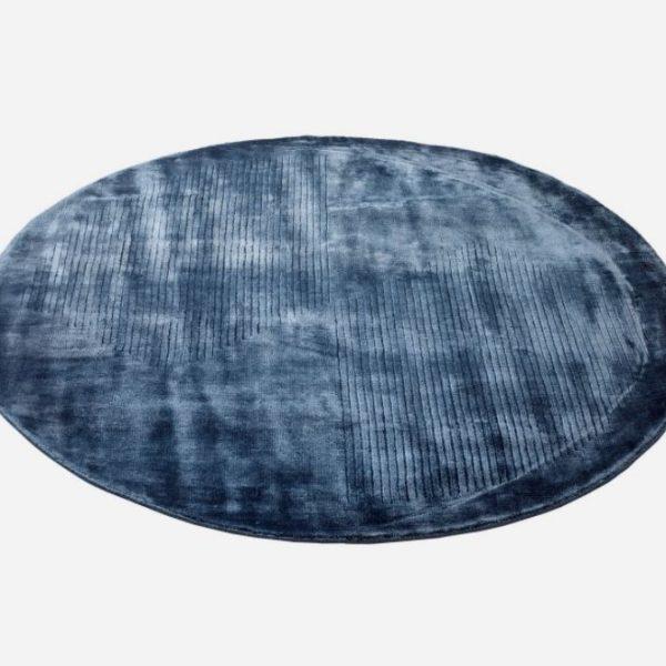 kilimas Circum rug Ø200 cm blue
