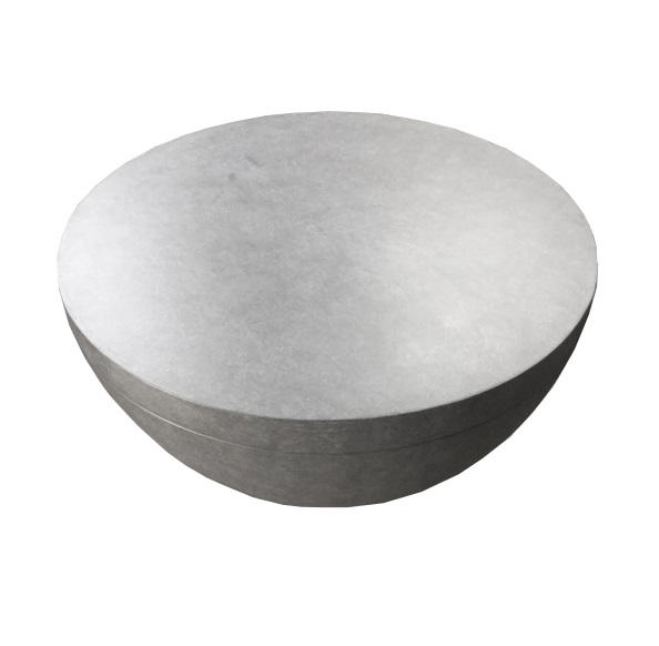 Staliukas Douglas Coffee Table, Ø80cm cement