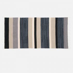 Kilimas Tictac 264 Black-grå-beige