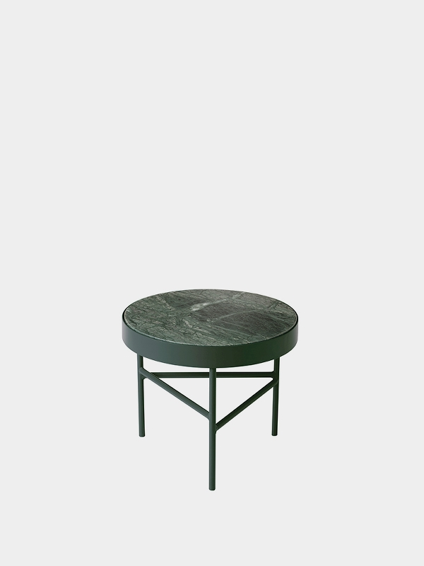 staliukas Marble Table - Green - Small
