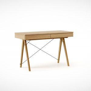 rasymo stalasDESK-BASIC_oak_luxury-wood-oiled