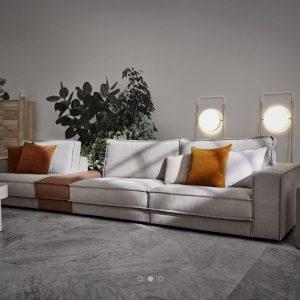šviestuvas Vary LED Floor lamp interjere