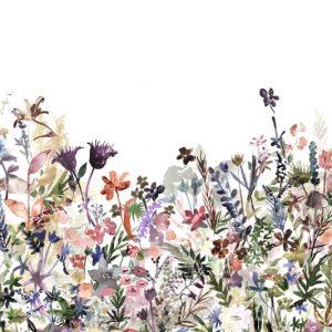 Tapetai Rebelwalls, May Meadow, Pastel
