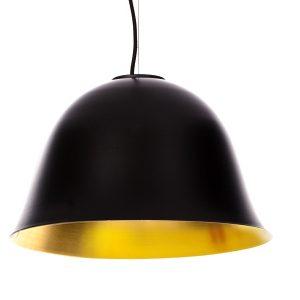 šviestuvas Cloche Two, Black