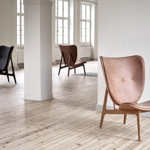 fotelis Elephant Chair - Leather nugara interjere