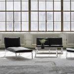 fotelis Man Lounge Chair interjere