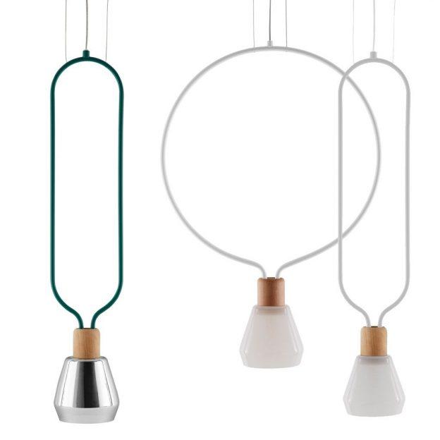 šviestuvas AGATA GEOMETRIC CEILING LAMP