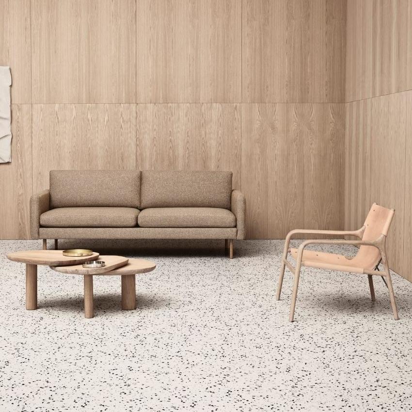 fotelis Soul lounge chair interjere