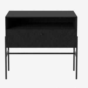 komoda Luxe drawer - 1 drawer - Low