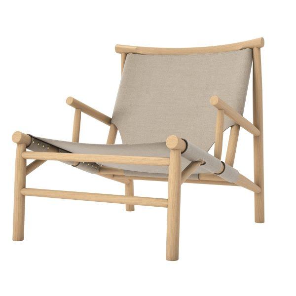 fotelis Samurai Chair - Canvas