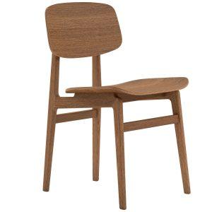 kėdė NY11 Dining Chair, Smoked