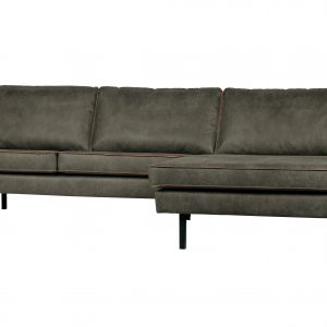 sofa Rodeo long chair right army 2