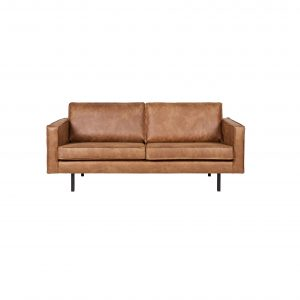 sofa Rodeo sofa 2,5-seater cognac