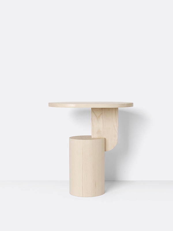 stalas Insert Side Table - Natural