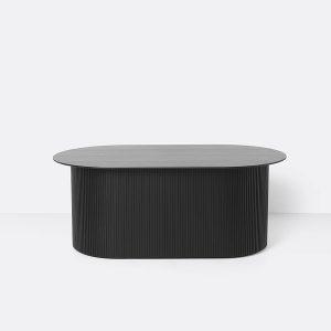 stalas Podia Table - Black