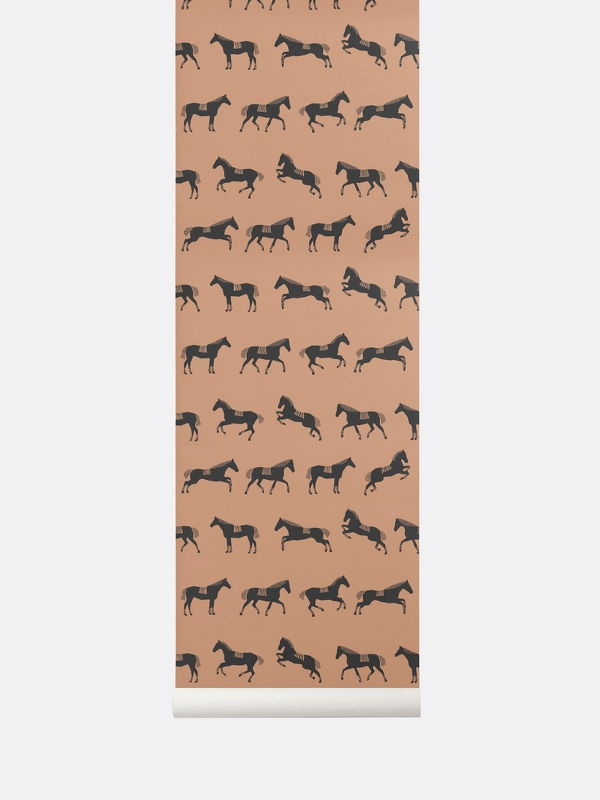 tapetai, fermliving, Horse Wallpaper, 193