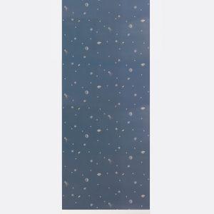 tapetai, fermliving, Moon Wallpaper, Dark Blue, 189