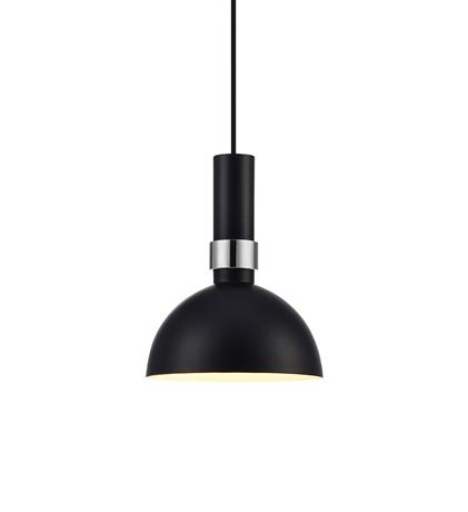 šviestuvas LARRY Pendant 1L Black Chrome