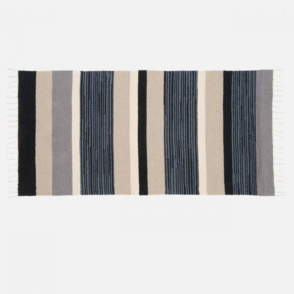 Kilimas-Tictac-264-Black-grå-beige-600x600