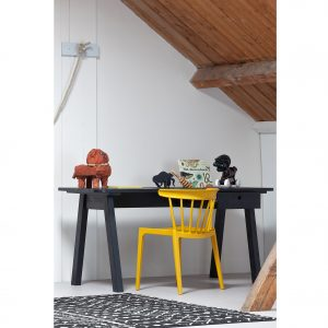 kėdė Bliss bars chair plastic ochre 3