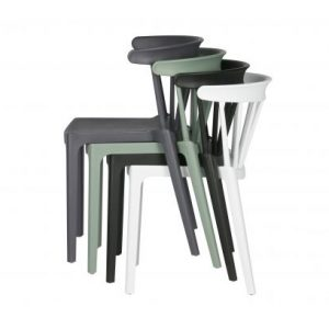kėdė Bliss bars chair plastic visos spalvos