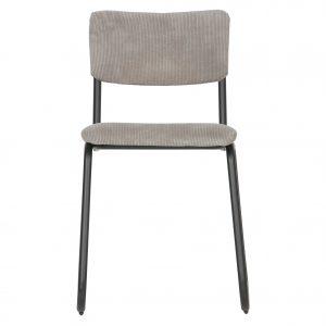 kėdė Ribb dining chair ribcord weathered green