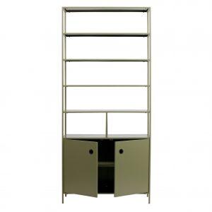lentyna Atlas metal cabinet green 3