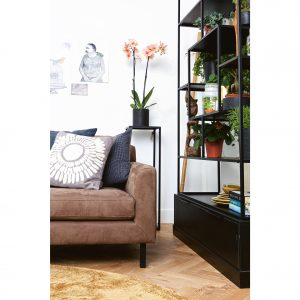 lentyna Fons cabinet metal wood black 5