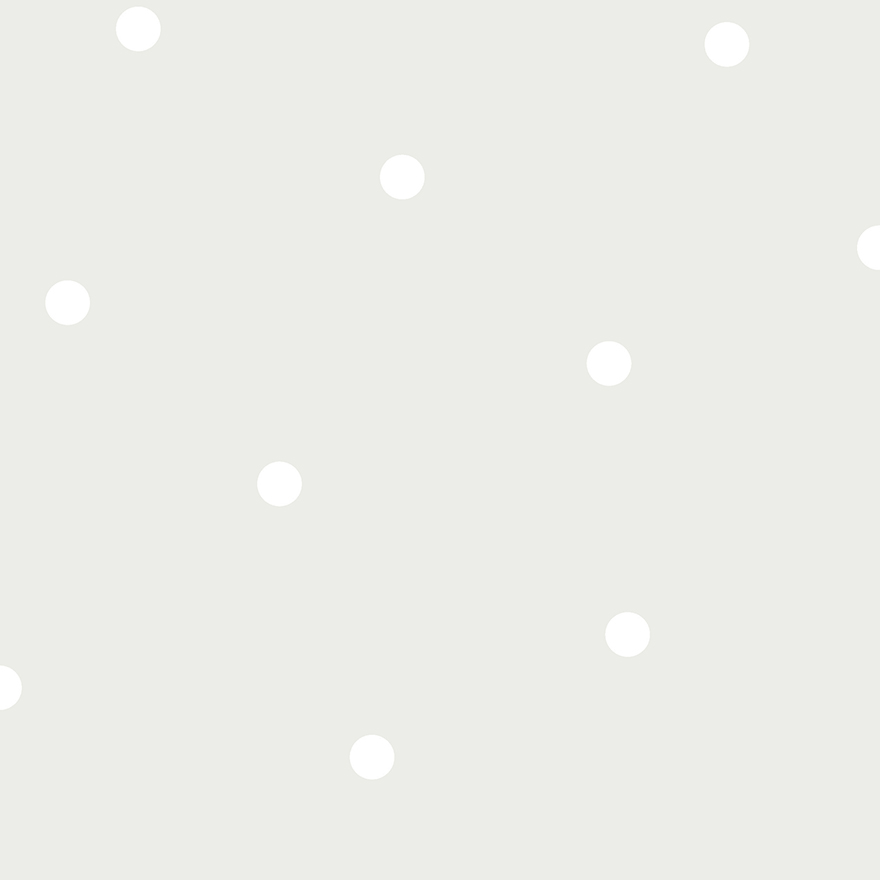 Tapetai make believe, dotty grey, 12600