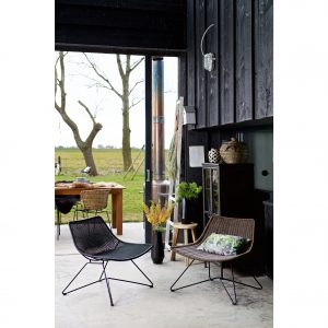 kėdė Otis armchair black 5
