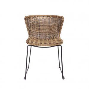 kėdė wings chair natural