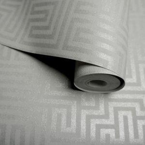 tapetai holdendecor, sakkara, labyrinth grey, 65594 (2)