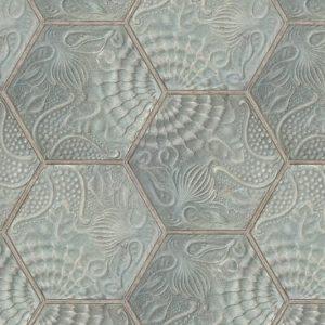 tapetai rebelwalls, deco, Hexagon R12821