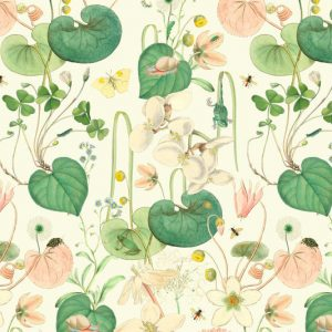 tapetai rebelwalls, deco, The Orchard R16201