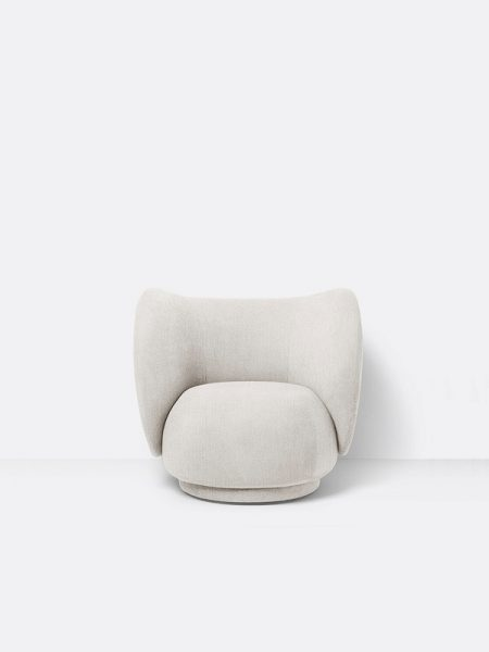 fotelis Rico Lounge Chair (1)